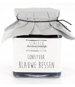 Confiture Blauwe bes 340 gram