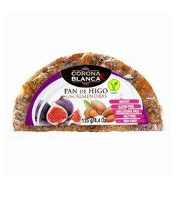 Vijgenbrood half maantje 125 gram
