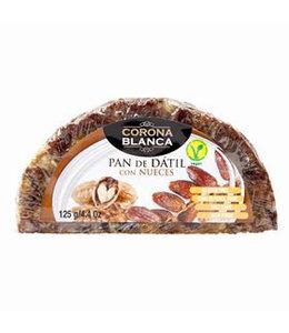 Dadelbrood half maantje 125 gram