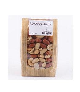 Des Noots weekendmix 250 gram