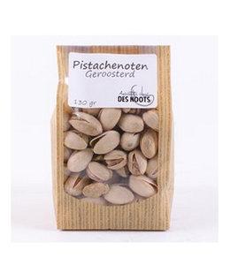 Des Noots Geroosterde pistachenoten 130 gram
