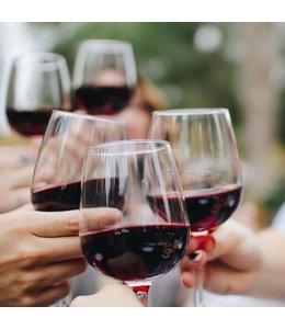 Wijnproeverij bij je thuis