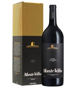 Esporao Monte Velho tinto (magnum in geschenkverpakking)