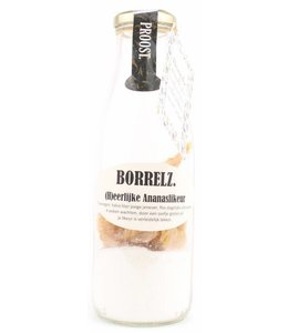 Borrelz ananaslikeur 700 ml