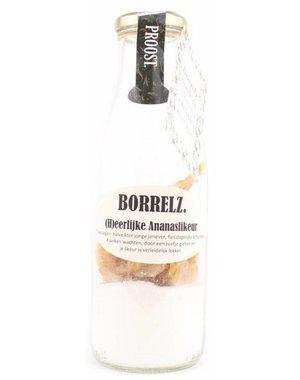 Borrelz ananaslikeur 700 ml