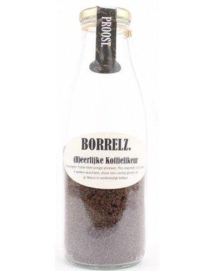 Borrelz koffielikeur 700 ml