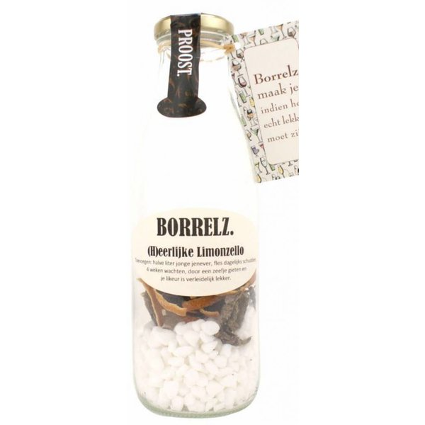 Borrelz Limonzello 700 ml