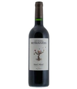 Les Vignes Retrouvees StMont Rouge