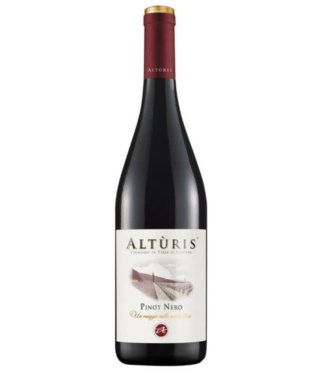Azienda Agricola Altùris Friuli IGP Pinot Nero