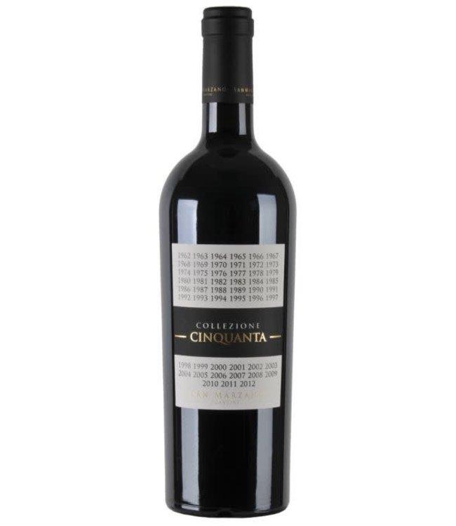 San Marzano Vino Rosso d'Italia Collezione Cinquanta + 3