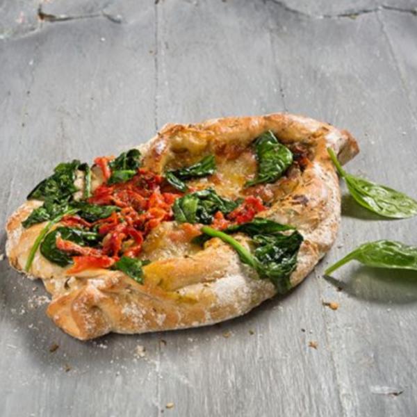 Brood (Spinazie met Mozzarella)