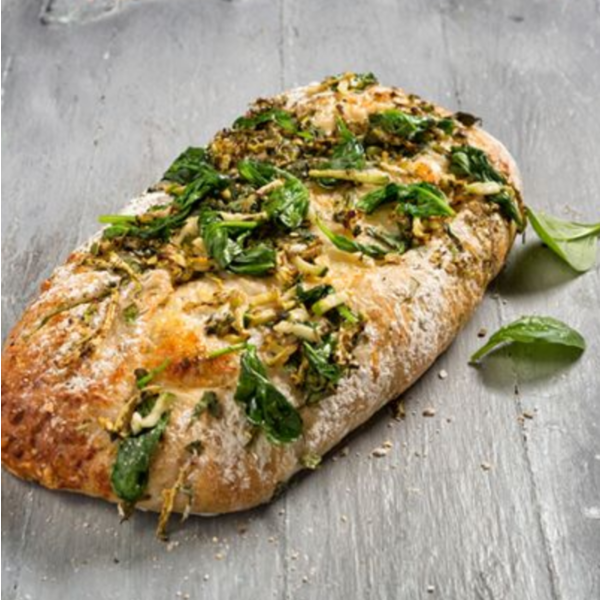 Brood (Brood met Geitenkaas)