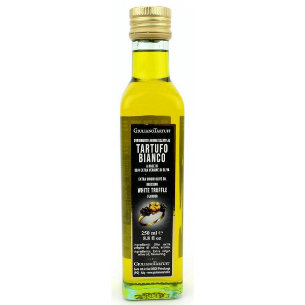 Giuliano Tartufi Olijfolie witte truffel 250 ml