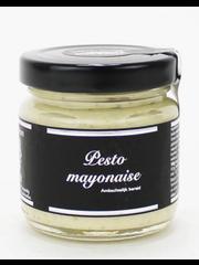 Theo van Woerkom pesto mayonaise rond 85 gr