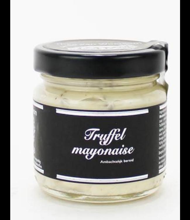 Theo van Woerkom truffel mayonaise rond 85 gr