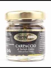 Tartuforo truffelcarpaccio 30 gram