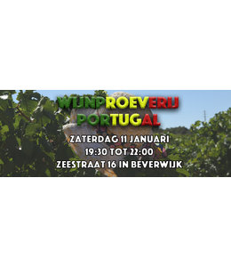 Wijnproeverij Portugal zaterdag 11 januari 2020