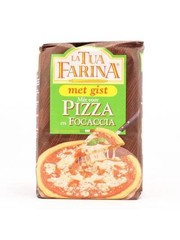 La Farina mix voor pizza & focaccia met gist 500 gram