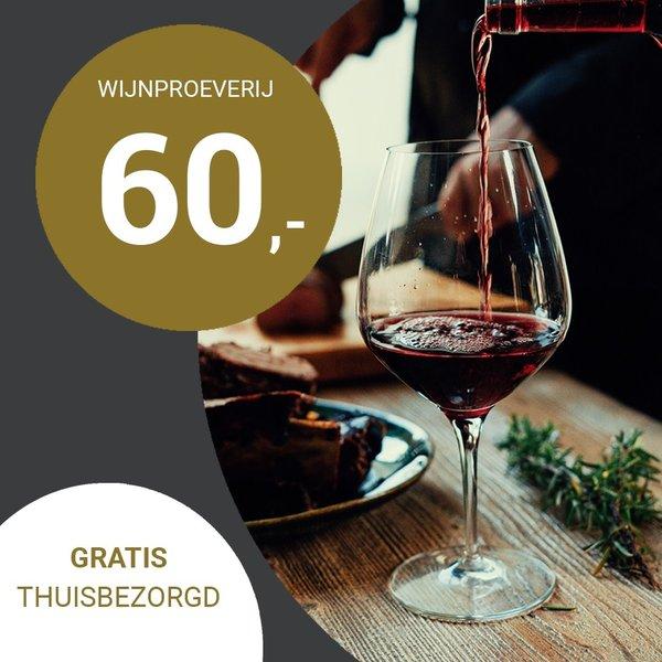 Proefdoos a 60 euro
