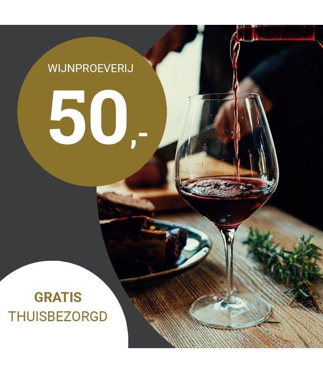 Proefdoos a 50 euro
