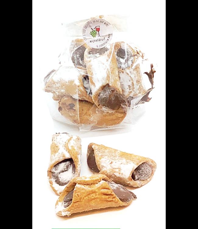 cannoli Hazelnoot Chocola
