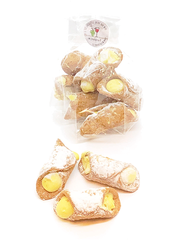 Arragostine cannoli citroen