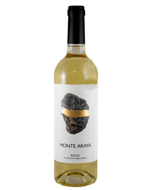 Monte Araya barrica Rioja blanco