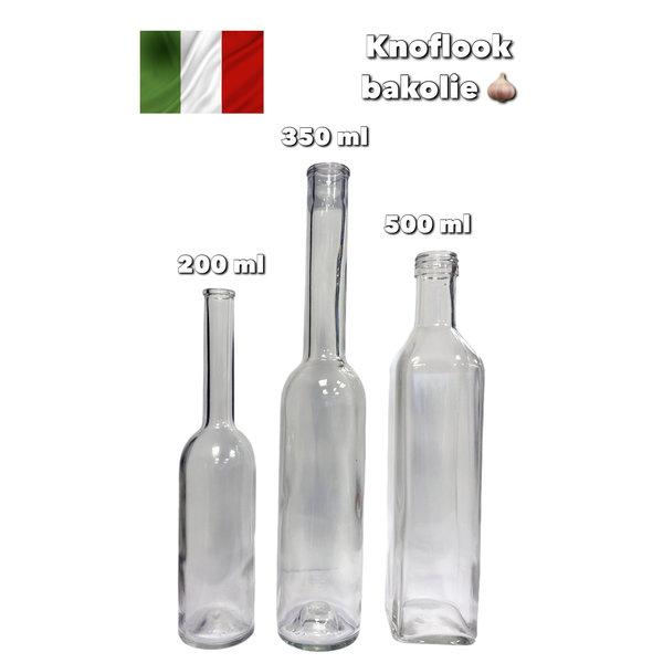 Italiaanse knoflook bakolie