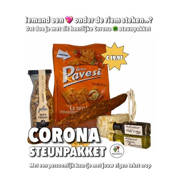 Corona steunpakket