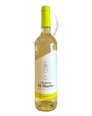 Chafariz D Maria branco