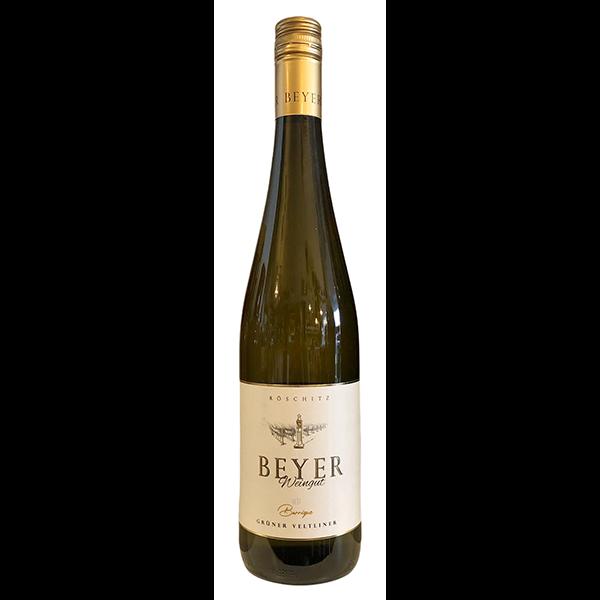 Weingut Matthias Beyer Gruner Veltliner Barrique