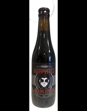 Happy Face Black Death