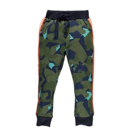 TYGO & Vito TYGO & Vito Jogpants All-over print Tapes Army