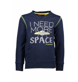 """TYGO & Vito TYGO & Vito Sweater """" I need more space """" mt 98-104"""