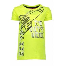 "TYGO & Vito TYGO & Vito T-Shirt Neon "" I'm outta here """