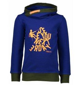 TYGO & Vito TYGO & Vito  Sweater See You Nexterday  Cobalt