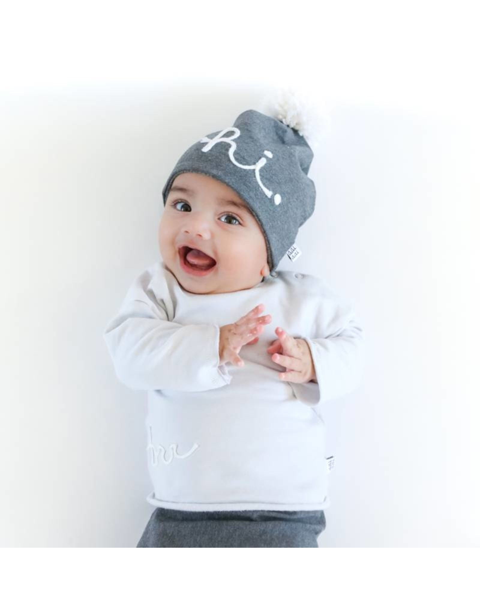 Aai Aai Aai Aai Sweater BRR Creme