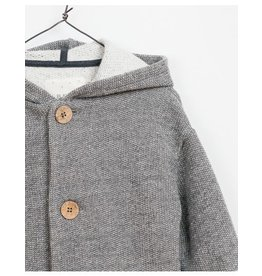 Play Up Play Up Fleece Jacket Stone