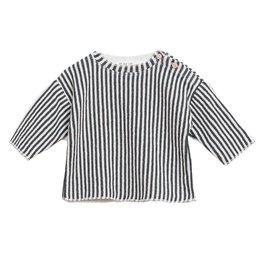 Play Up Play Up Striped Double Face Sweater