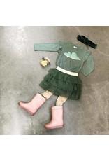 Enfant Enfant Horizon Pantyhose Rose Dust mt 74-80