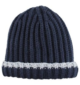 Enfant Enfant Horizon Knit Hat Dark Navy mt 0-1jr