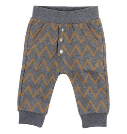 Enfant Enfant Horizon Pants Dark Grey Melange