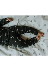 Sproet & Sprout Sproet & Sprout Legging Skinny Bugs Letters Black