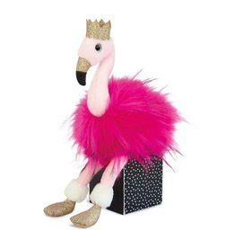 Doudou et compagnie Doudou Flamigo roze
