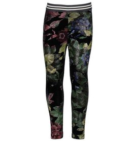 Like Flo Like Flo Flower velours Legging