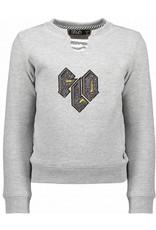 Like Flo Like Flo Sweater Grey Melee