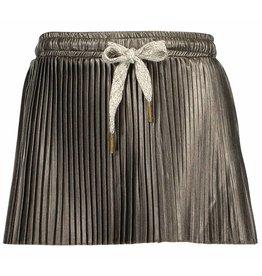 Like Flo Like Flo Imitatie Leather Plisse Skirt mt 152