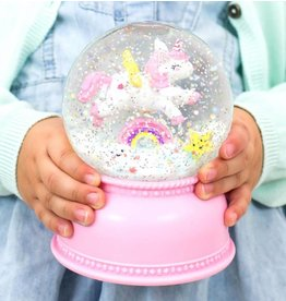 A little lovely company A Little Lovely Company- SnowGlobe Light-Unicorn