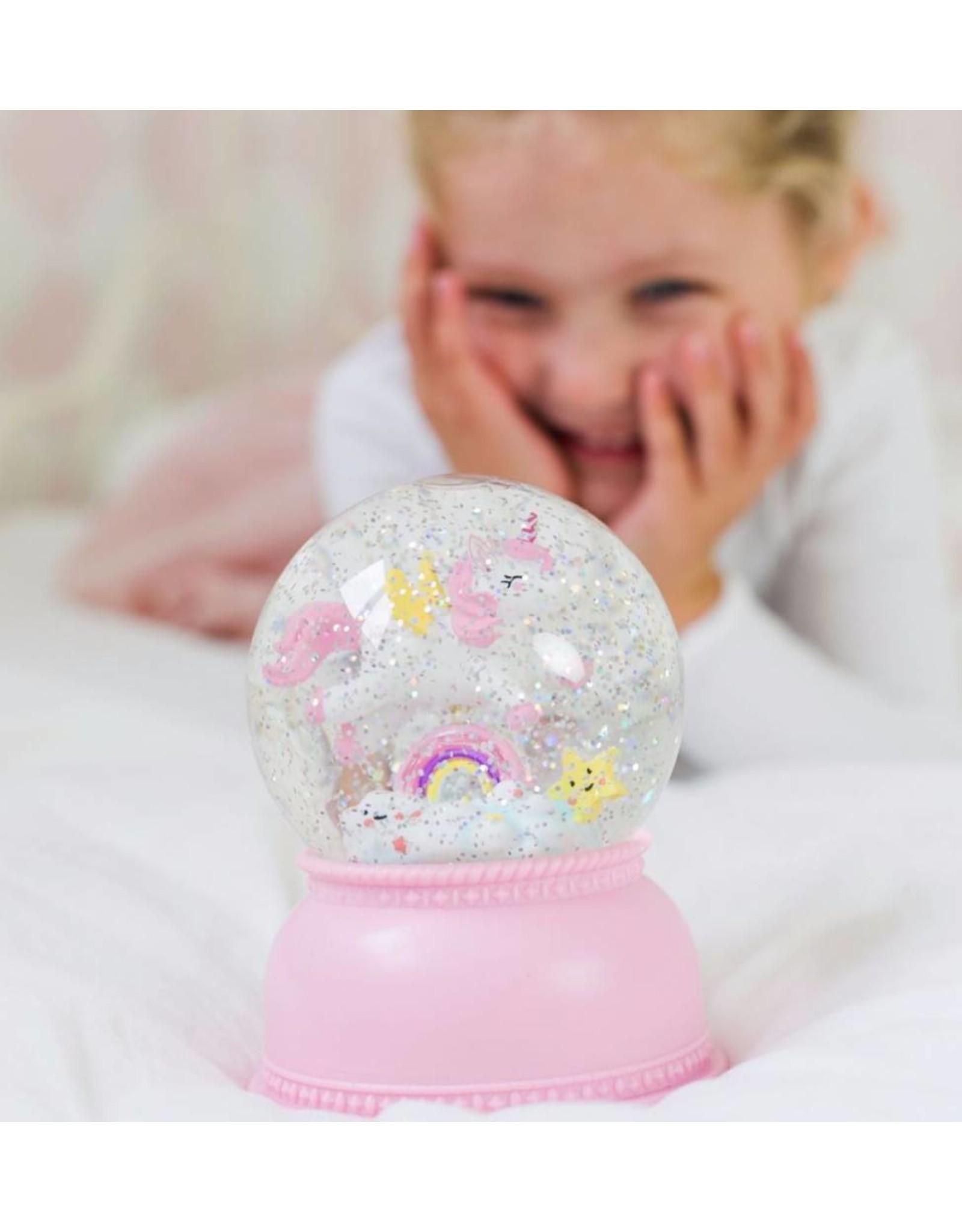 A little lovely company A Little Lovely Company- SnowGlobe Light-Unicorn