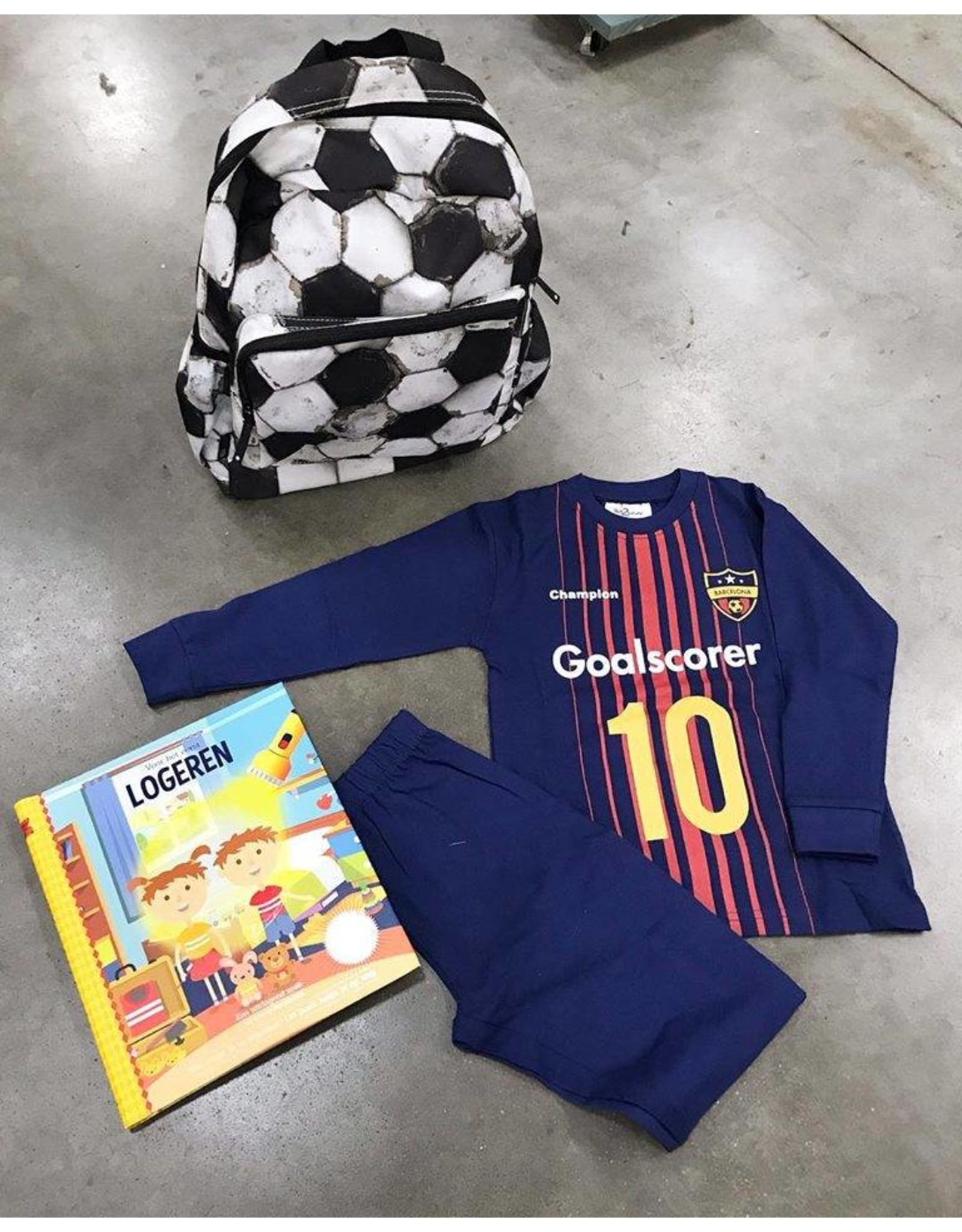 Fun2wear Pyjama Goalscorer Barcelona